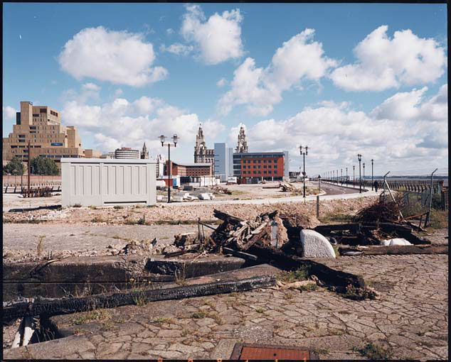 Jan Svenungsson - Liverpool Project - no. 10 (Buildings, Logs and Clouds)