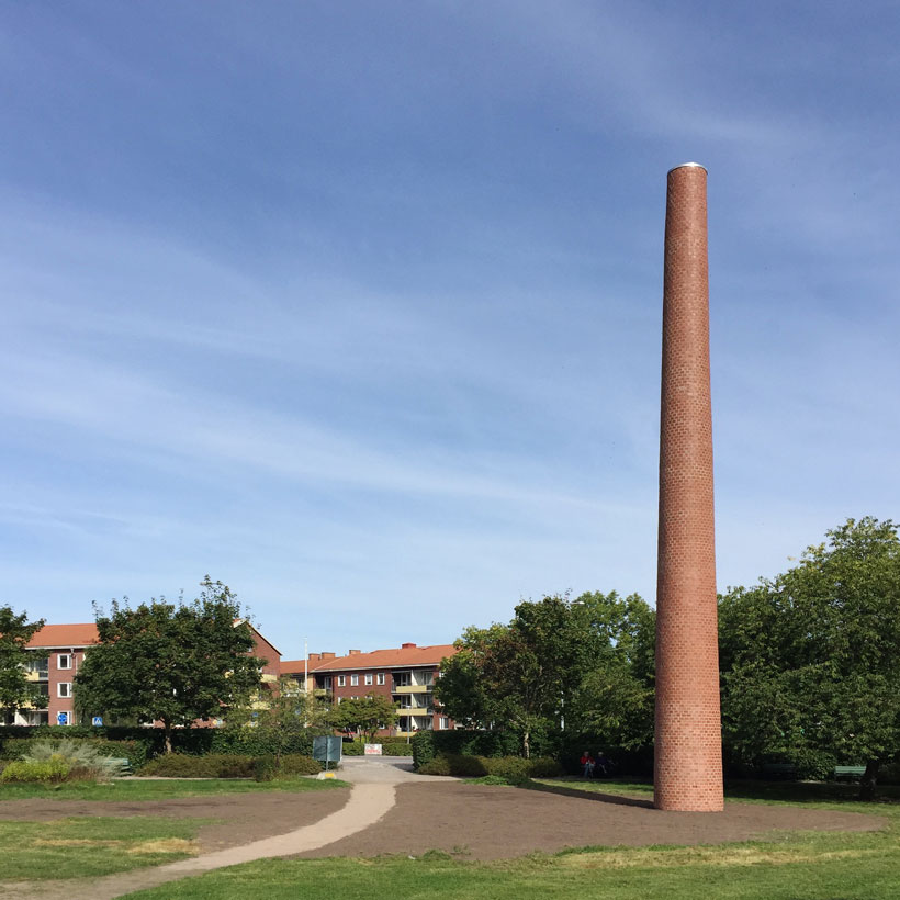 uppsala tionde skorstenen, Tenth Chimney 2015